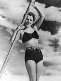 Woollen Swimwear 1940 Photographic Print