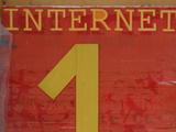 Internet Sign Photographic Print