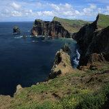 Ponta De San Lourenco, Madeira, Portugal Reprodukcja zdjęcia