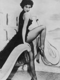 Cyd Charisse Dancer and Film Actress Photographic Print