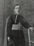 Pope Benedictus XV (Giacomo Della Chiesa) at the Time of His Election Photographic Print