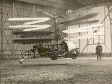 Pescara Helicopter 1922 Reprodukcja zdjęcia
