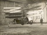 Pescara Helicopter 1922 Photographic Print