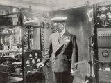 Guglielmo Marconi Photographic Print