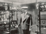 Guglielmo Marconi Lámina fotográfica