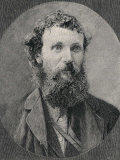 John Muir Scottish-American Naturalist Photographic Print by John And Charles Watkins
