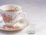 Traditional Cup of Tea Photographic Print