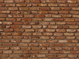 Close-up of Brick Wall Reproduction photographique