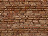 Close-up of Brick Wall Fotografisk trykk