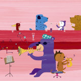 Jazz Critters II Art