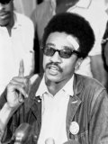 H. Rap Brown, S.N.C.C. Photo af Marion S. Trikosko