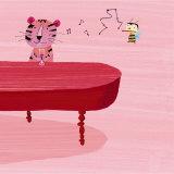 Jazz Critters III Prints