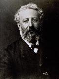 Jules Verne Art Print