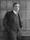 Ernest Shackleton, Irish Antartic Explorer, Photographic Print