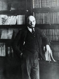 Portrait of Lenin in His Study Lámina fotográfica