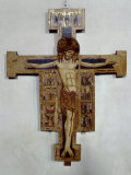 Crucifix, National Museum of San Matteo, Pisa Photographic Print by  Enrico Di Tedice