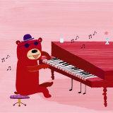 Jazz Critters I Schilderijen