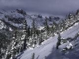 Snowy Landscape Seen from Arapahoe Peak, Colorado Photo by Michael Brown