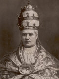 The Papal Tiara Worn by Pope Pius X Photographic Print