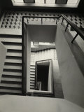 Activities of the Italians Abroad. Casa d'Italia in Belo Horizonte: Flights of Stairs Photographic Print