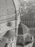 Dome of the Cathedral of Santa Maria Del Fiore, Florence Fotodruck von Filippo Brunelleschi