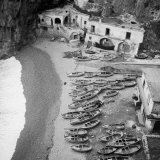 Beach in the Surroundings of Amalfi Photographic Print