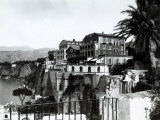 The Vittoria Hotel in Sorrento Photographic Print