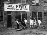 Play Golf Free Art