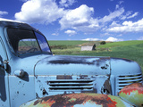 Old Truck, Palouse Region, near Pullman, Washington, USA Photographic Print by Darrell Gulin