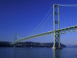 Tacoma Narrows Bridge, Washington, USA Photographic Print by Jamie & Judy Wild