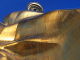 The Experience Music Project, Seattle, Washington, USA Photographic Print by William Sutton