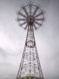 Parachute Jump Tower, Coney Island, Brooklyn, New York, USA Photographic Print by Walter Bibikow