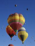 Balloon Fiesta, Albuquerque, New Mexico, U.S.A Photographic Print