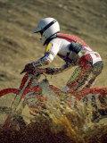 Mud and Motorcyle Valokuvavedos