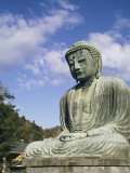 Giant Buddah, Japan Photographic Print