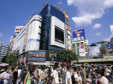 Shibuya, Tokyo, Japan Photographic Print