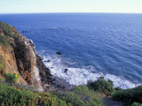 View from Point Dume, Malibu, California, USA Photographic Print by Jerry &amp; Marcy Monkman