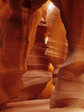 Slot Canyons of the Colorado Plateau, Upper Antelope Canyon, Arizona, USA Photographie par Daisy Gilardini