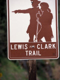 US Highway 12, Lewis and Clark Trail, Idaho, USA Photographic Print by Connie Ricca