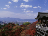 Kiyomizu Temple, Kyoto, Japan Photographic Print