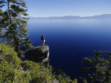 Lake Tahoe, USA Photographic Print