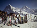 Kleine Scheidegg, Switzerland Photographic Print