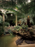 Reptile House at Forest Park, St. Louis Zoo, St. Louis, Missouri, USA Photographic Print by Connie Ricca