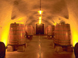 Wine Caves at the Viansa Winery, Sonoma County, California, USA Photographic Print by John Alves