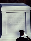 Tomb of the Unknown Soldier, Arlington National Cemetery, Arlington, Virginia, USA Photographic Print