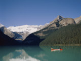 Lake Louise, Alberta, Canada Photographic Print