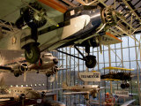 Aircraft in Smithsonian Air and Space Museum, Washington DC, USA Photographic Print by Scott T. Smith