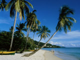 Grand Anse Beach, Grenada Photographic Print