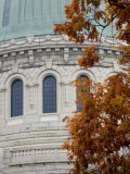 United States Naval Academy, Dome of Chapel on Campus, Annapolis, Maryland, USA Photographic Print by Scott T. Smith