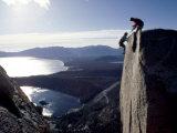 Above Emerald Bay, Lake Tahoe, California, USA Fotodruck